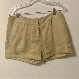 Michael Kors Linen Shorts
